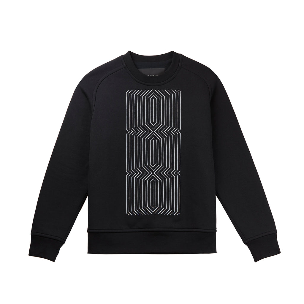 Common Ritual Obsidian Sweatshirt