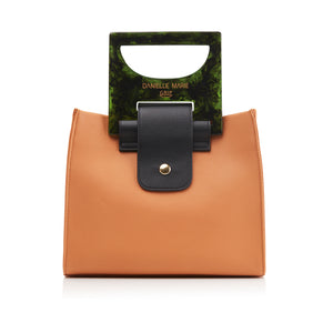 Grip Handbags HANNA Shopper Bag - Rust Orange