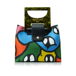 Grip Handbags HANNA Shopper Bag - Multicolor Print