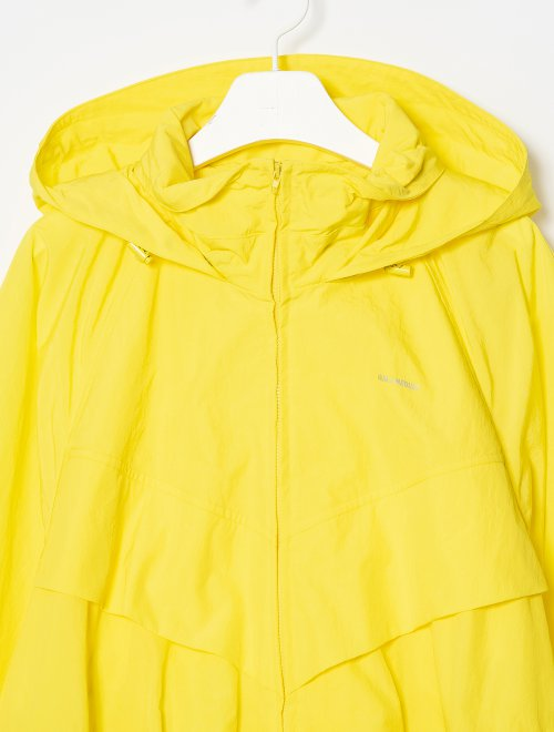 Juun.J Yellow Commercial Long Light Jacket