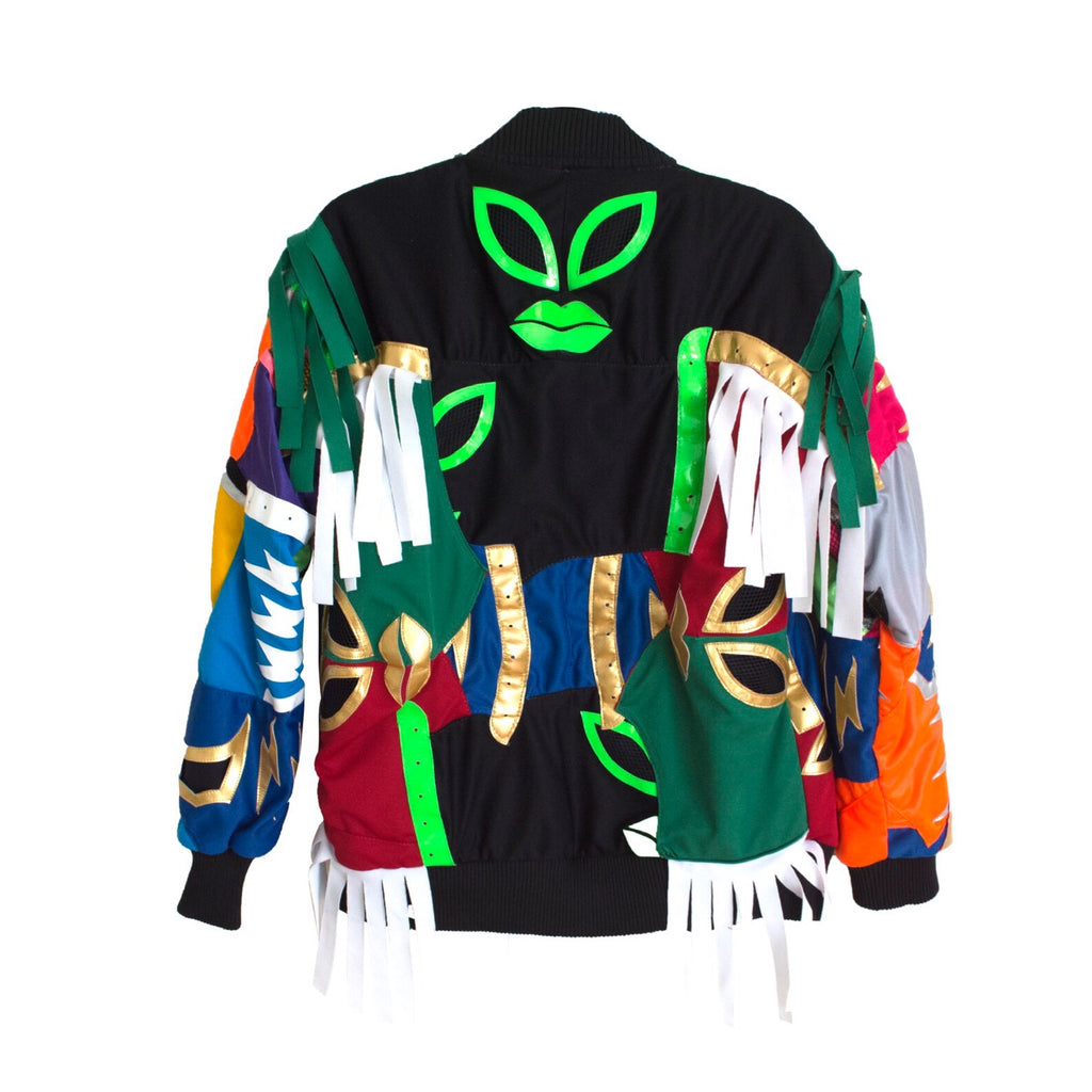 Pere du Loup LUCHAS Jacket with Green Tassel