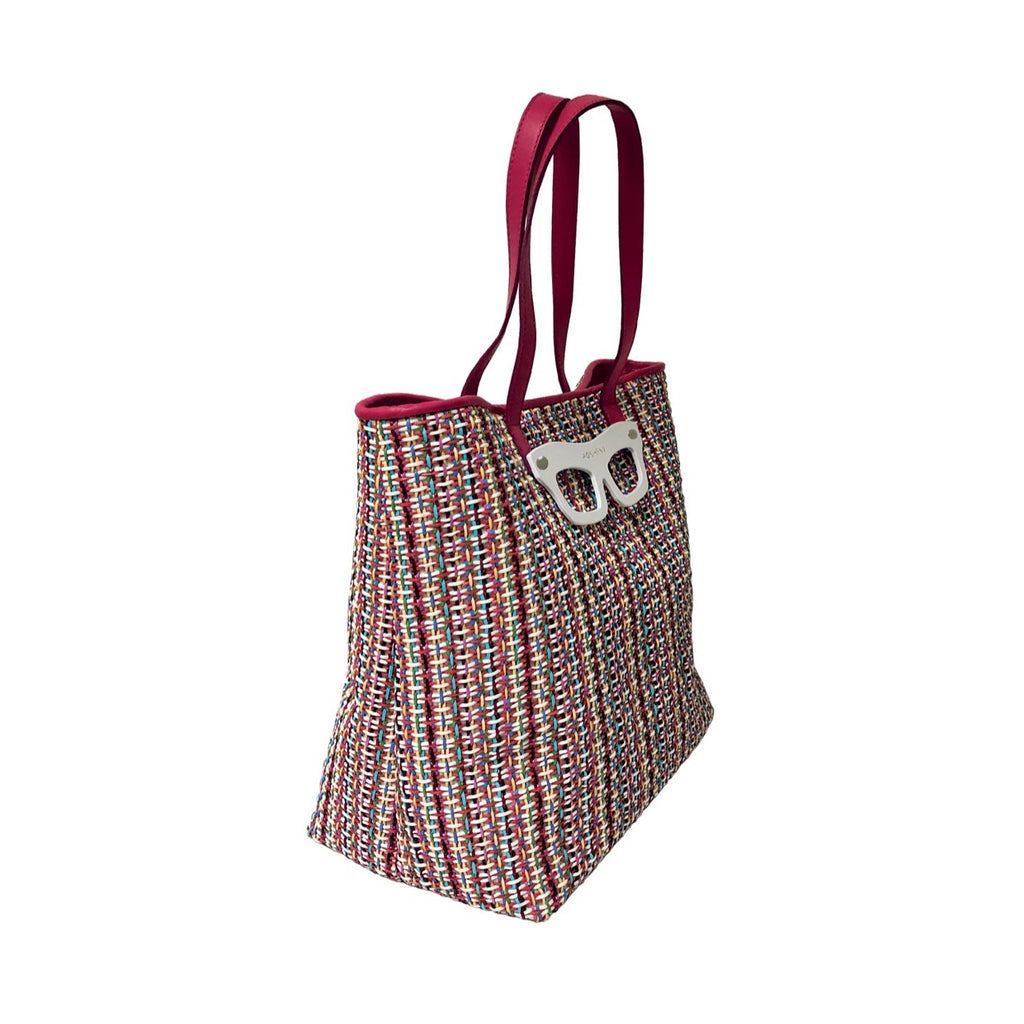 Poshead Braid Colored Shopper Lucy