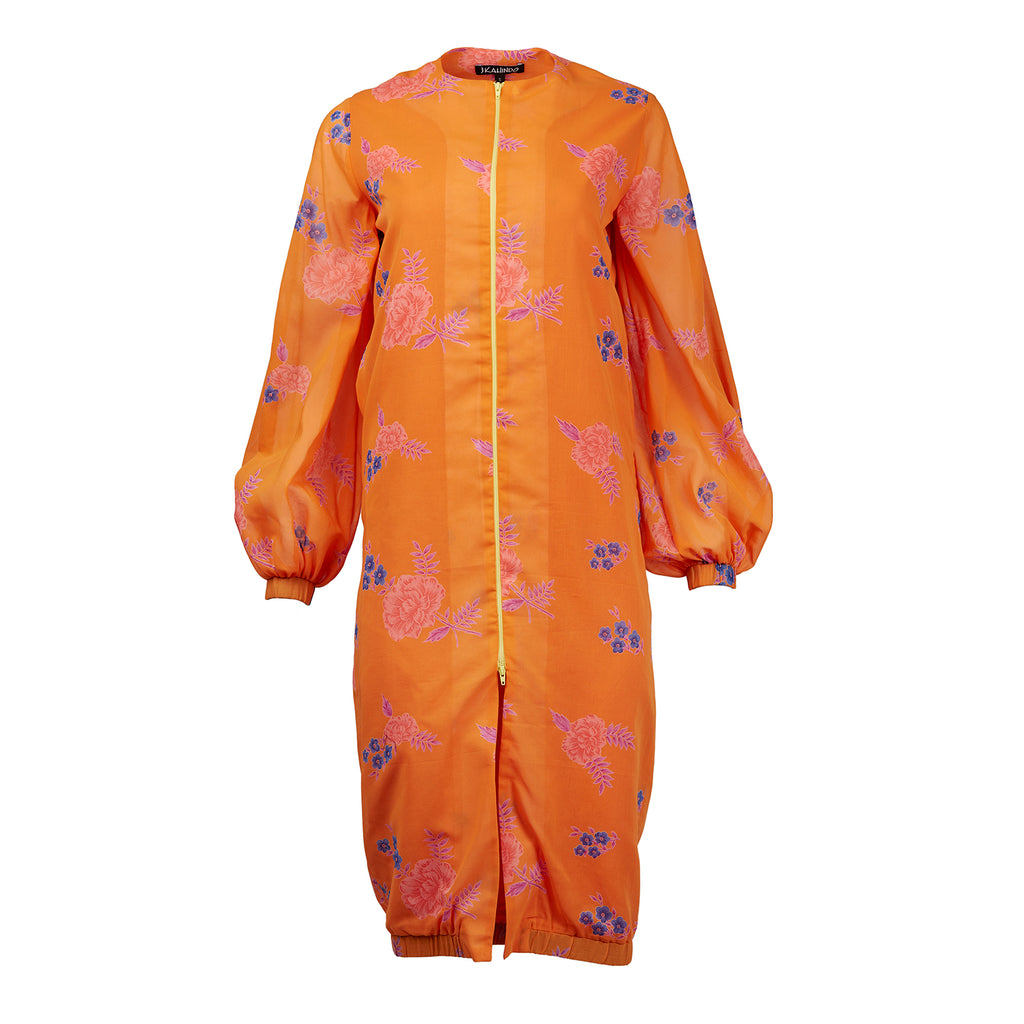 Kahindo Orange Jacket