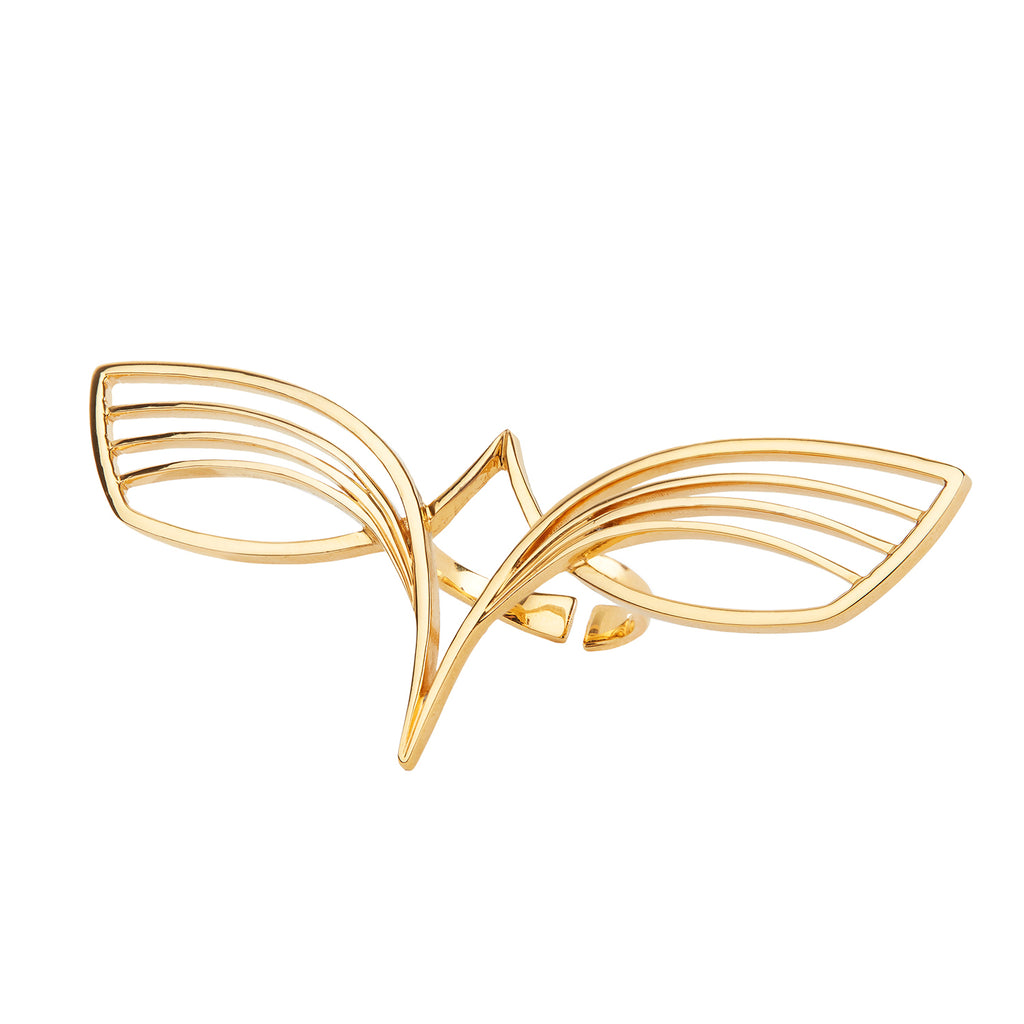 Manifesto Imperial Wings Ring