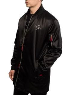 GOSN NIGHT BOMBER JACKET