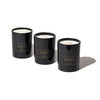 Element Candles Clean 3-Candle-DREEMS