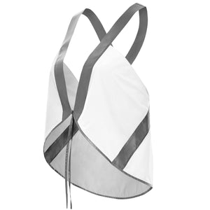 Vespertine NYC Reflective Vespert Vest Eco White