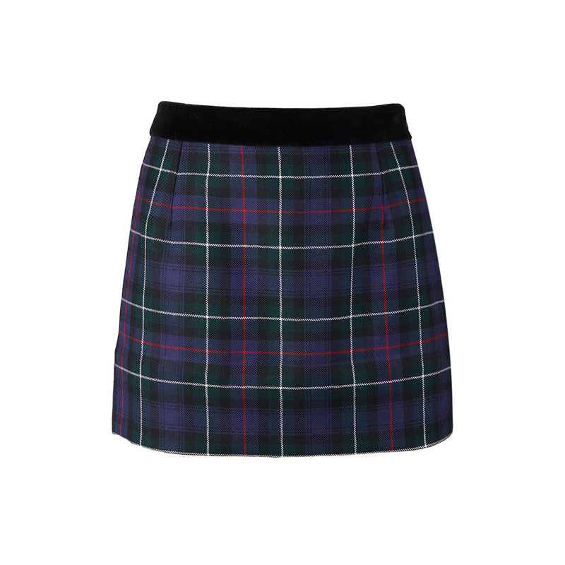 Heather Mini Skirt