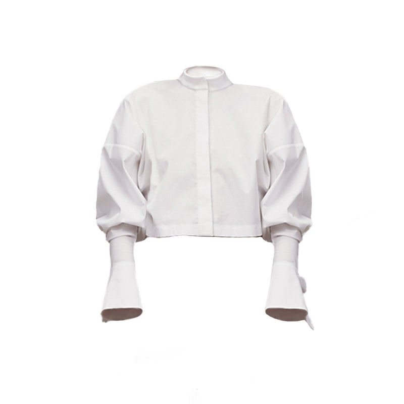 Alima Cotton Shirt-Tops-DREEMS