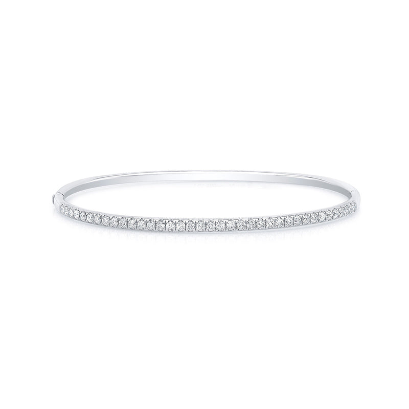 Anne Sisteron Ellipse Bangle-Bracelets-DREEMS