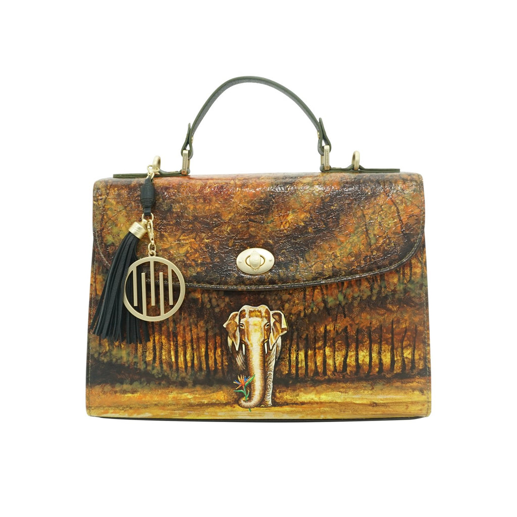 ARANYANI The Influential Handbag