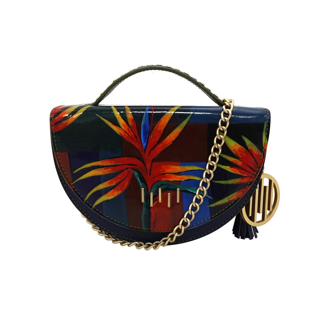 ARANYANI The Kama 8 Handpainted Handbag