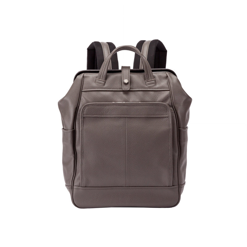 ARTPHERE Cavallo Traveler Backpack Large Gray-Bags-DREEMS