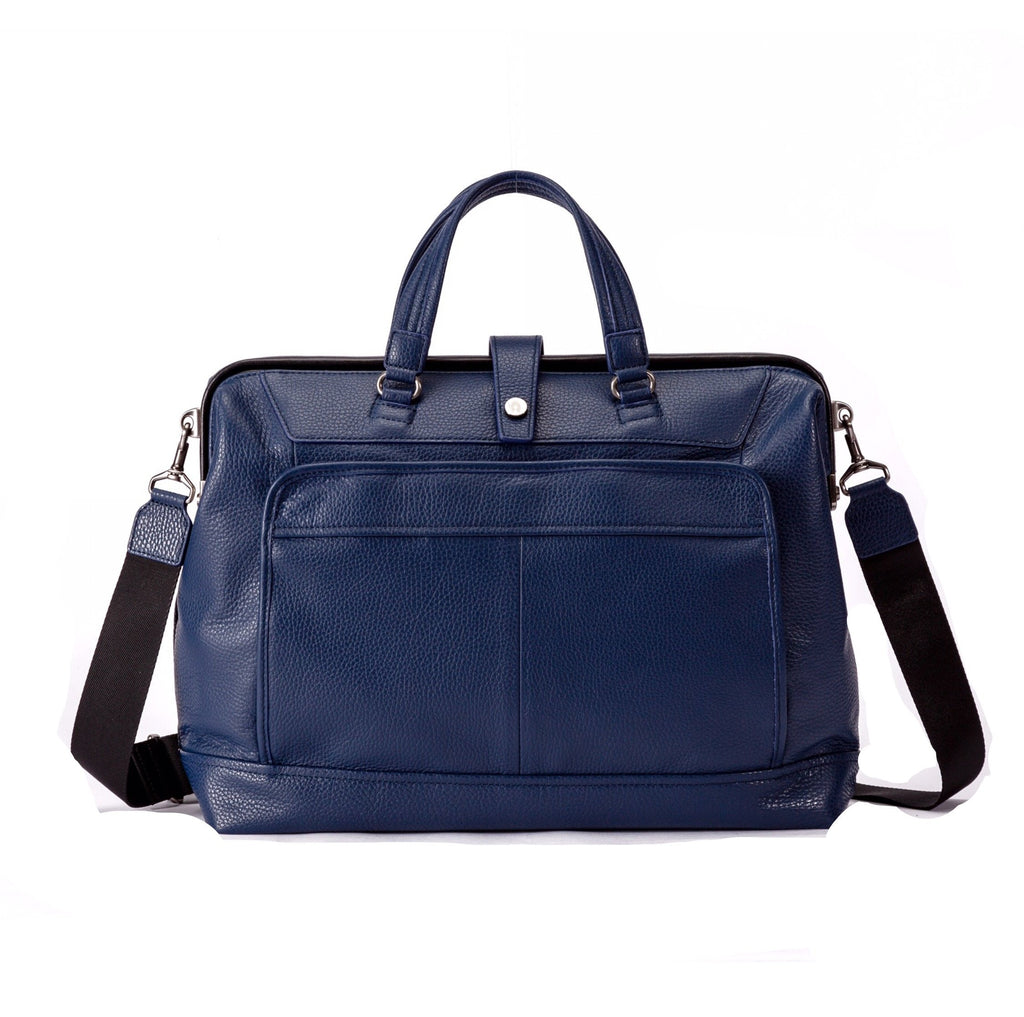 ARTPHERE Cavallo Traveler Brief Case Navy