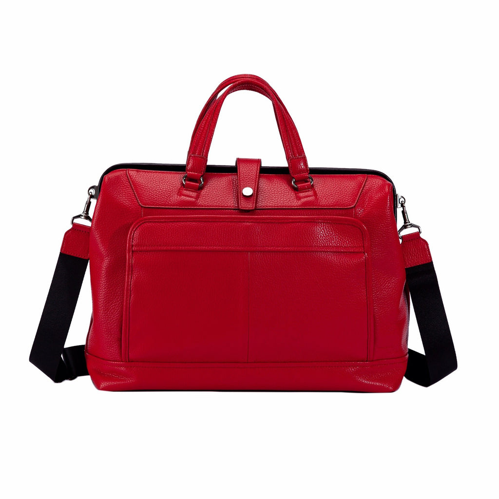 ARTPHERE Cavallo Traveler Brief Case Red