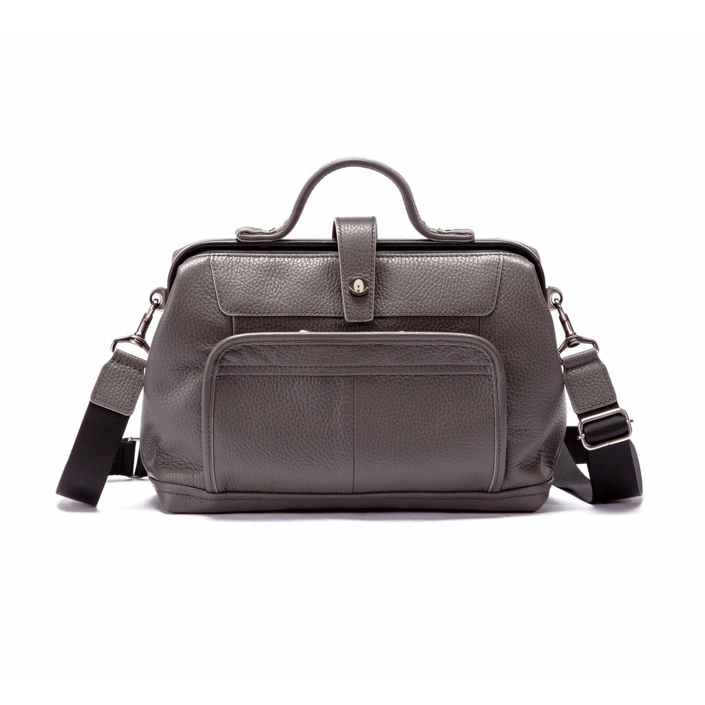 ARTPHERE Cavallo Traveler Shoulder Bag Gray