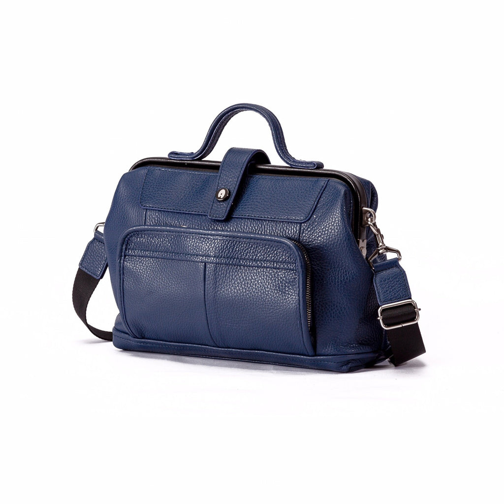 ARTPHERE Cavallo Traveler Shoulder Bag Navy