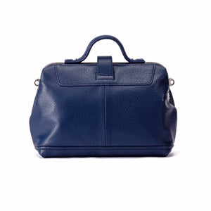 ARTPHERE Cavallo Traveler Shoulder Bag Navy-Bags-DREEMS