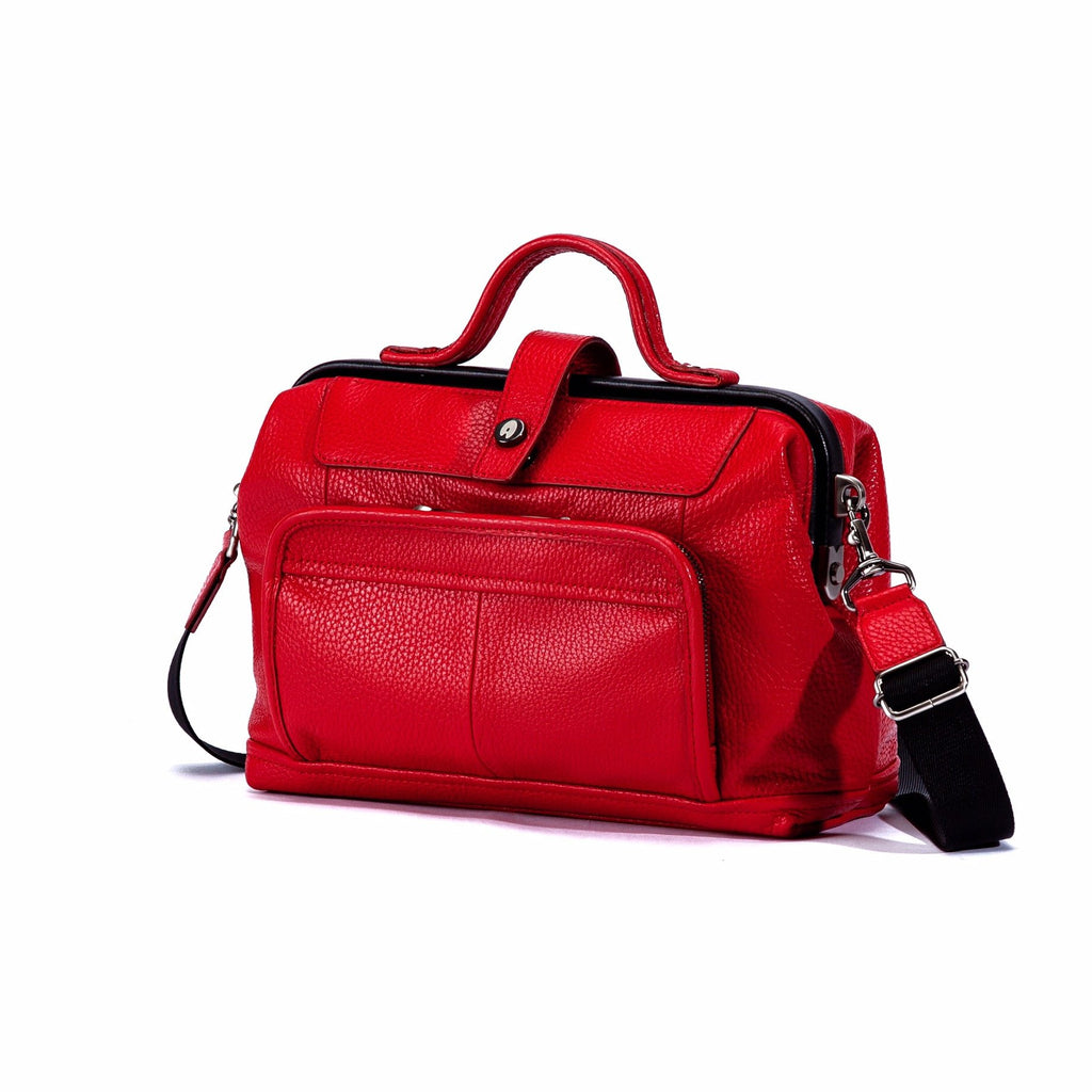 ARTPHERE Cavallo Traveler Shoulder Bag Red