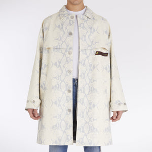 GCDS Python Trench-Outerwear-DREEMS