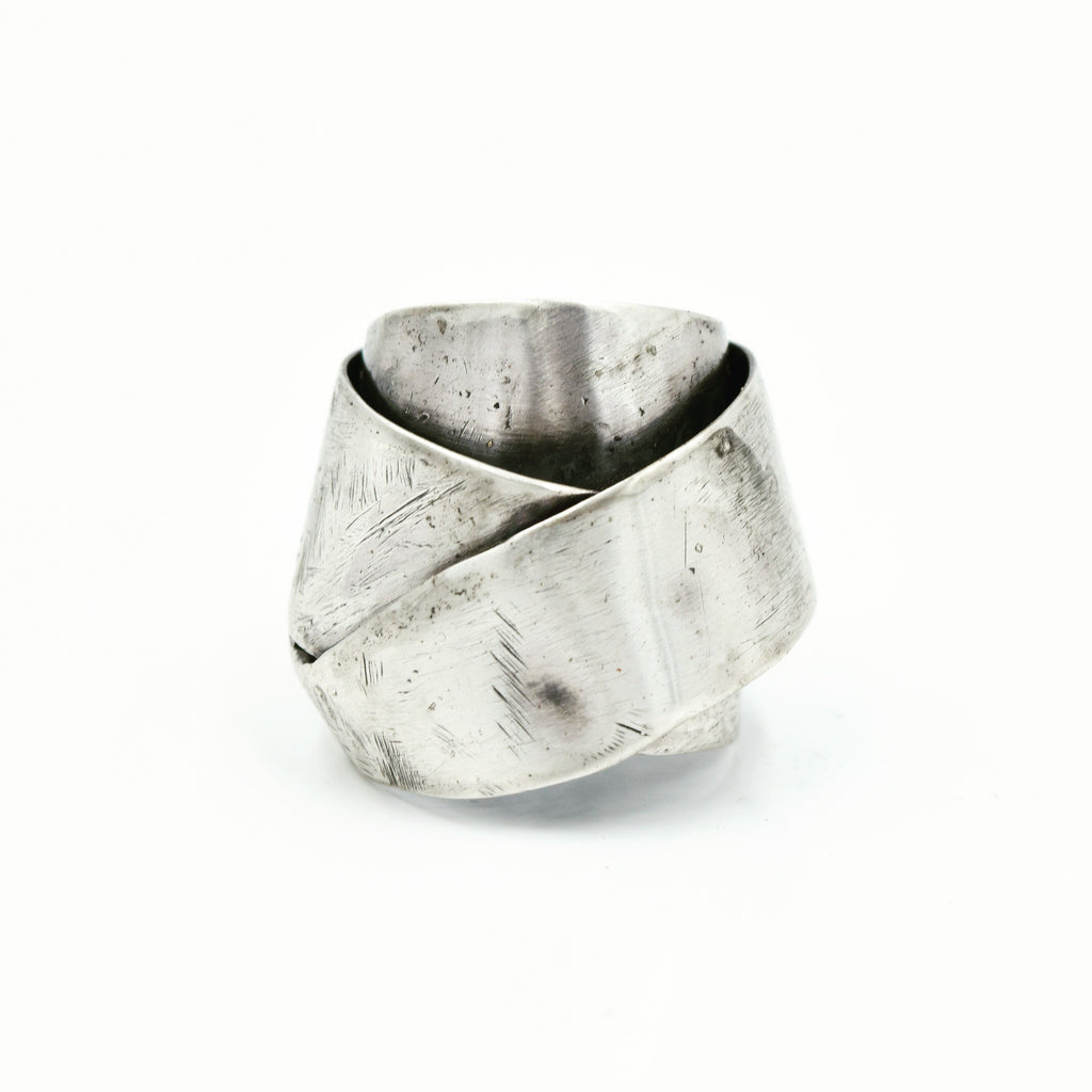 JILL. HERLANDS Triple Wrap Ring-Rings-DREEMS