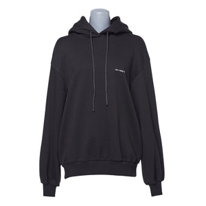 Juun.J Black Sweatshirt