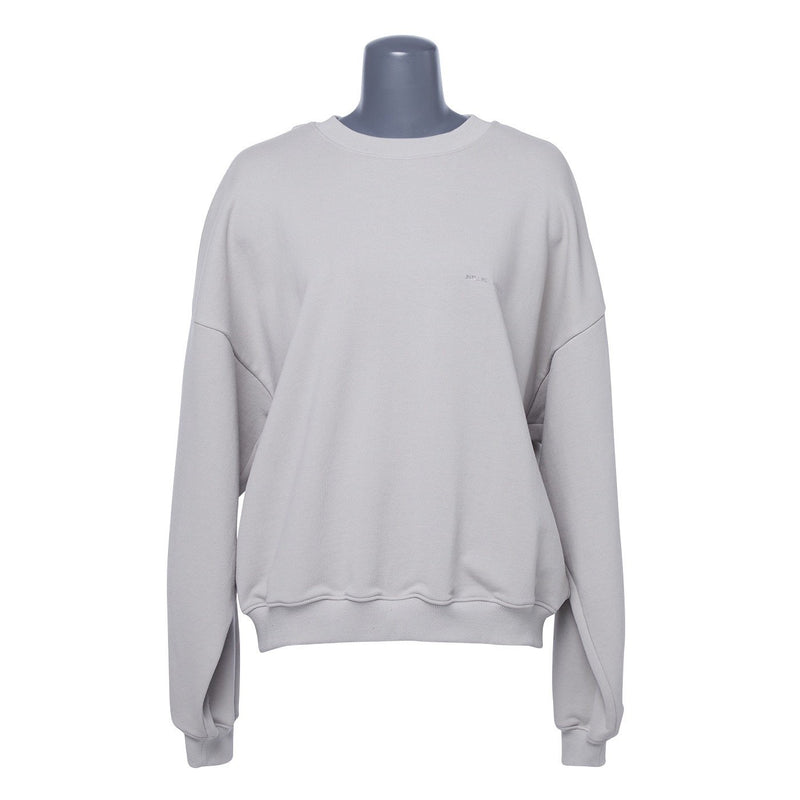 Juun.J Artwork Light Grey Sweatshirt