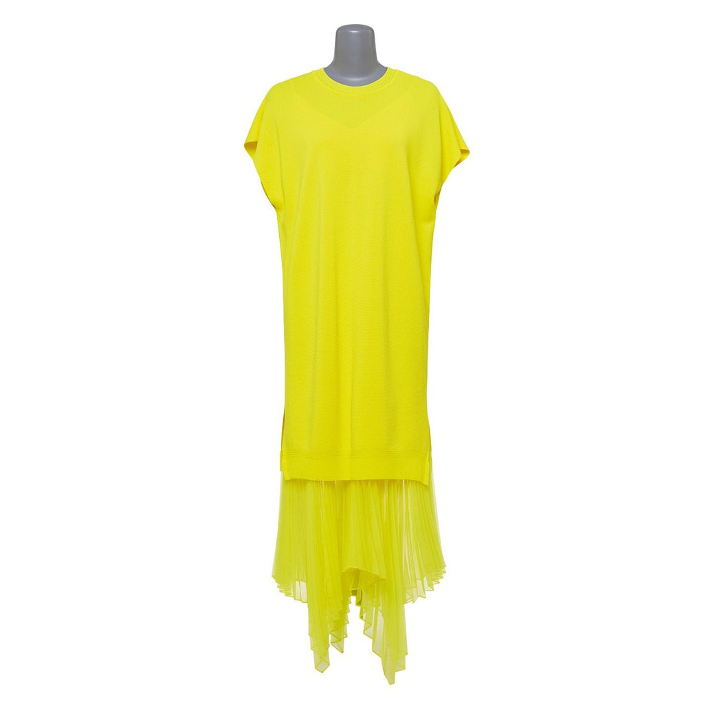 Juun.J Yellow Dress