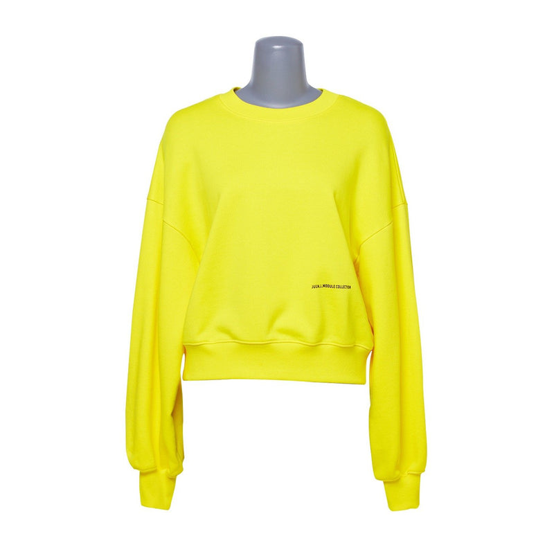 Juun.J Yellow Sweatshirt