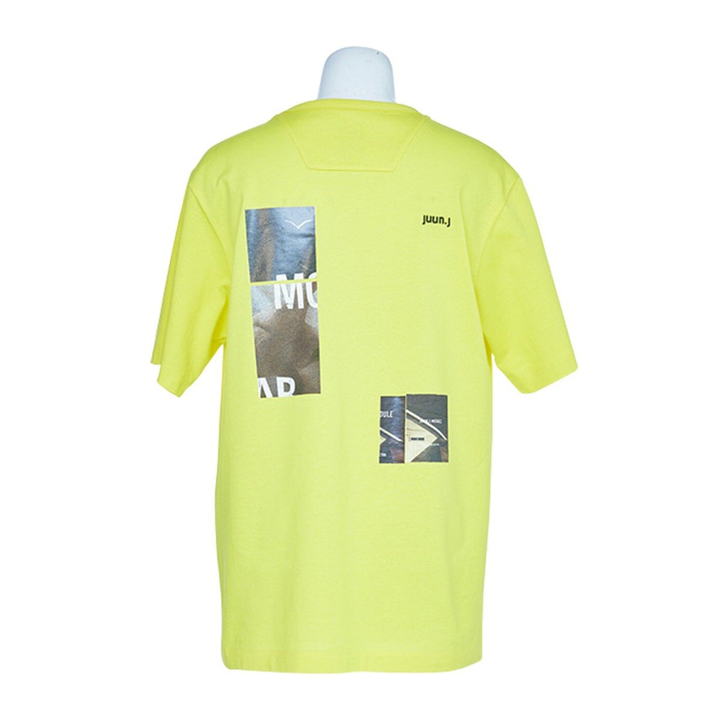 Juun.J Yellow T-Shirt