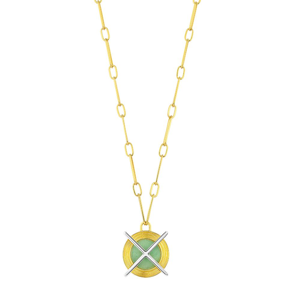 Kloto ION.622 Medallion Pendant-Necklaces-DREEMS
