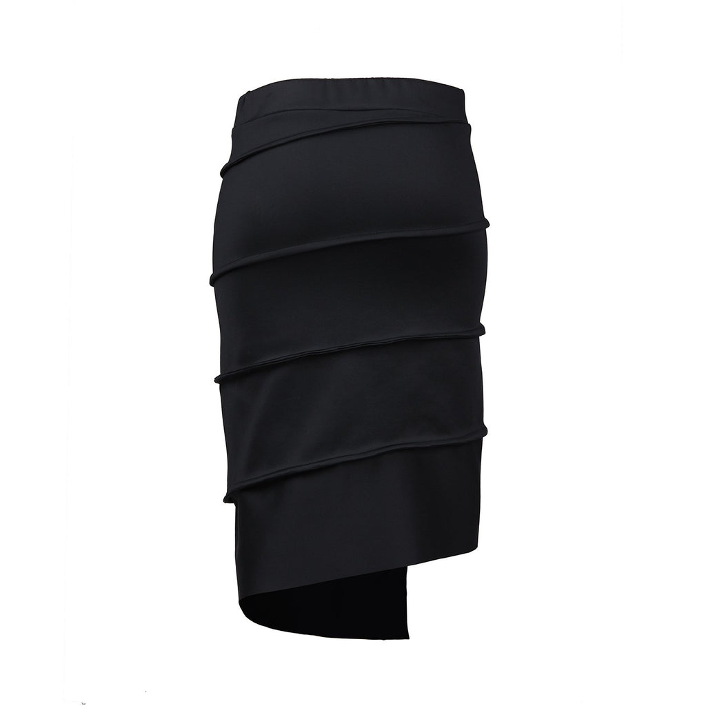 Malaika New York Bike Tube Skirt-Skirts-DREEMS