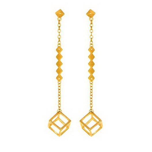 "Mara ""Kyvos"" Earrings-Jewelry-DREEMS"