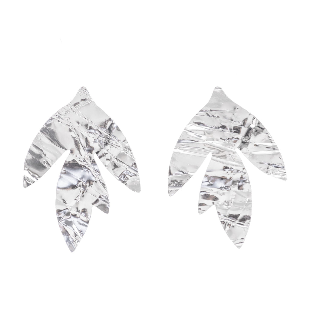 María Echeverri Leaves of Life Earring-Earrings-DREEMS