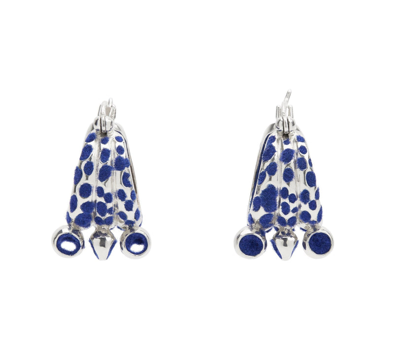 Monica Varela Yoem Triple Pattern Earring-Earrings-DREEMS