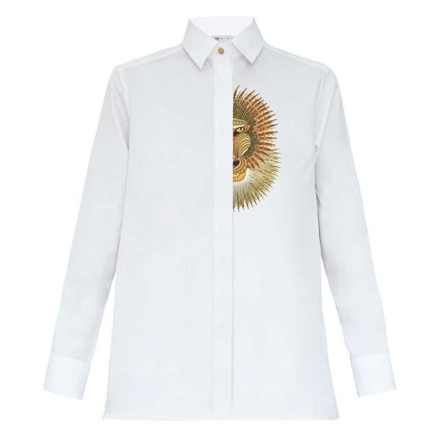 MPJ Cucu' Embroidered Shirt-Shirts-DREEMS