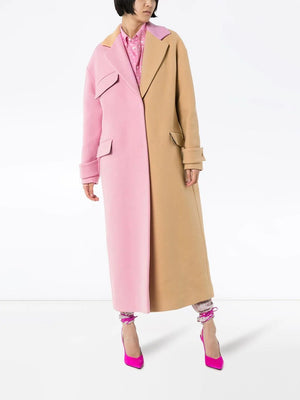 MSGM Cappotto Coat