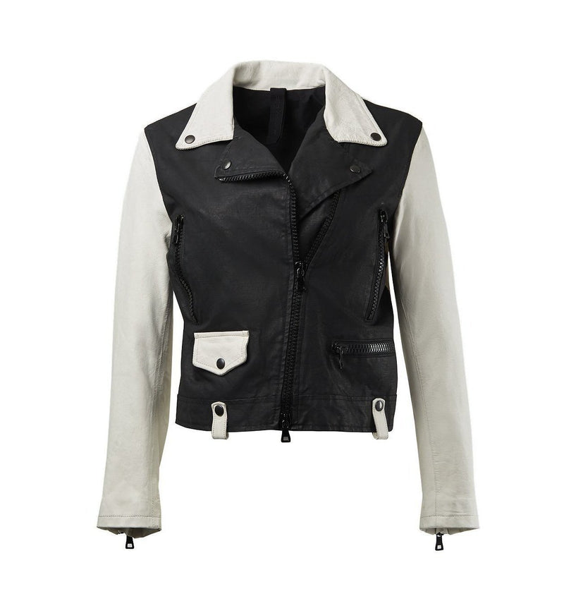 Musher Leather Tex Perfecto-Jackets-DREEMS