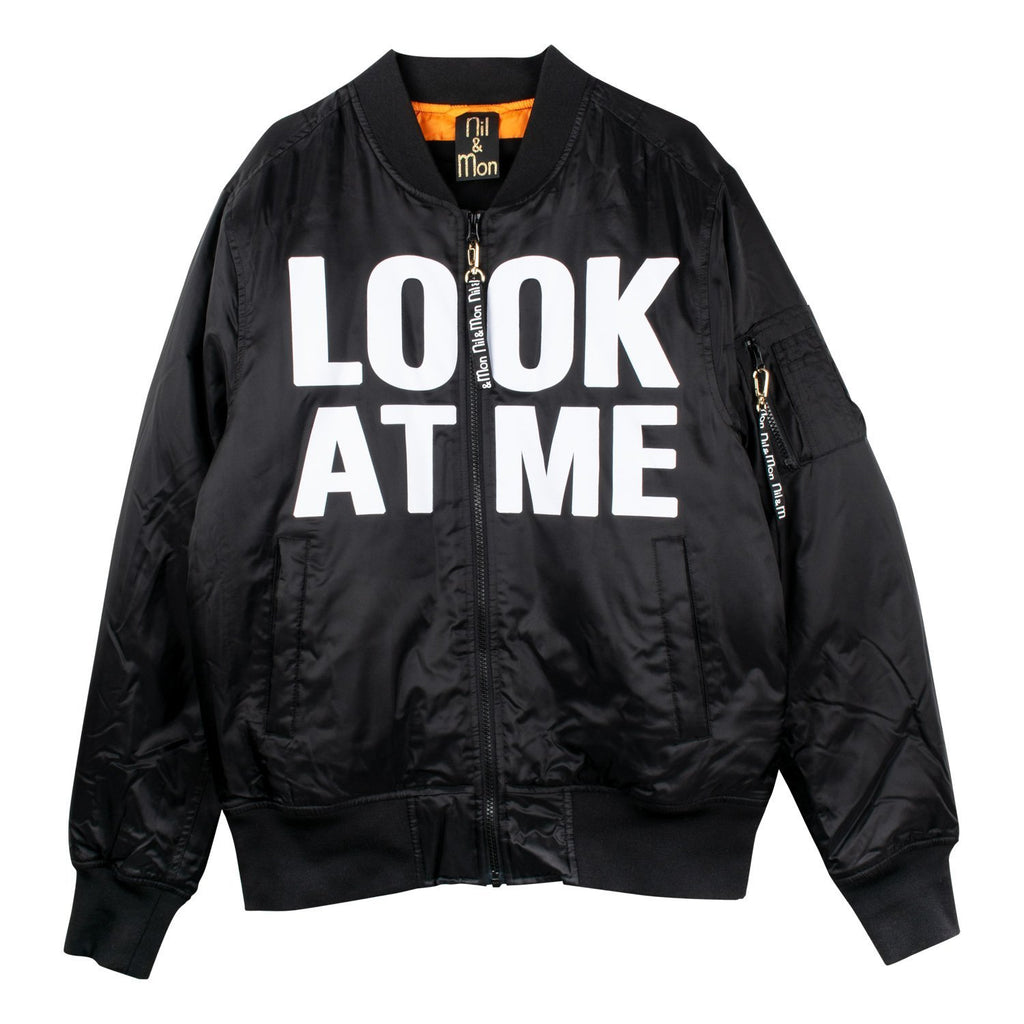 "Nil & Mon Jacket ""Look at Me"""