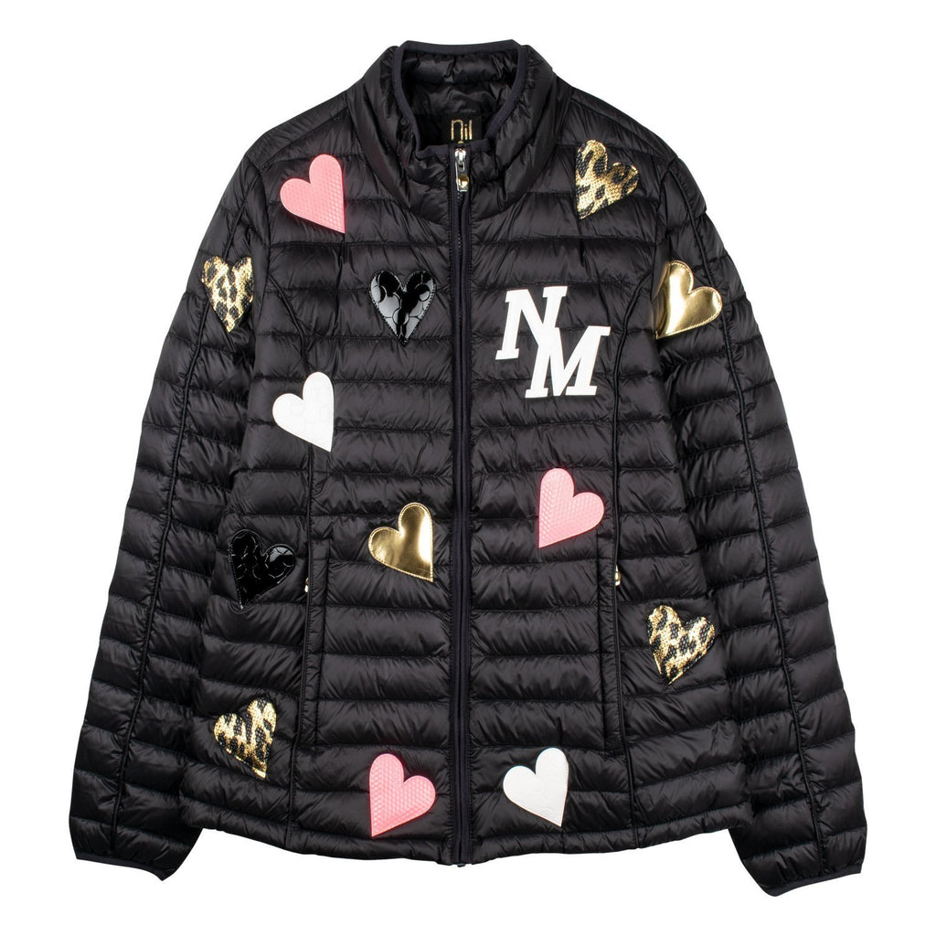 "Nil & Mon Jacket ""SpreadLove"""