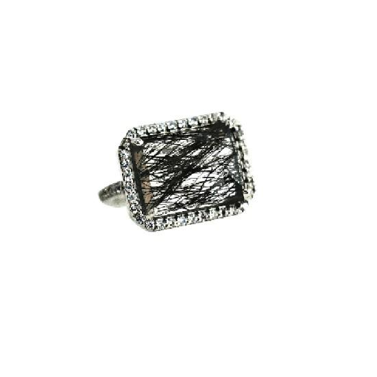Shimmer by Cindy BR East West Ring-Jewelry-DREEMS