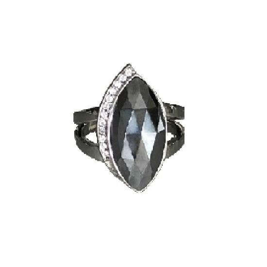 Shimmer by Cindy HM Marquis Ring-Jewelry-DREEMS