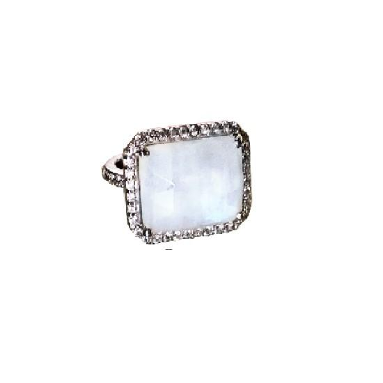 Shimmer by Cindy RM East West Ring-Jewelry-DREEMS