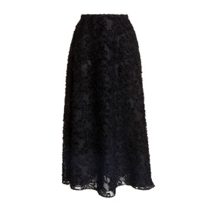 TALABAYA Virginie 3D Pattern Skirt