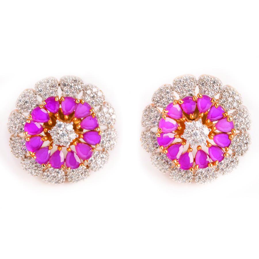 Timara Timeless Jewelry LJE193-Earrings-DREEMS