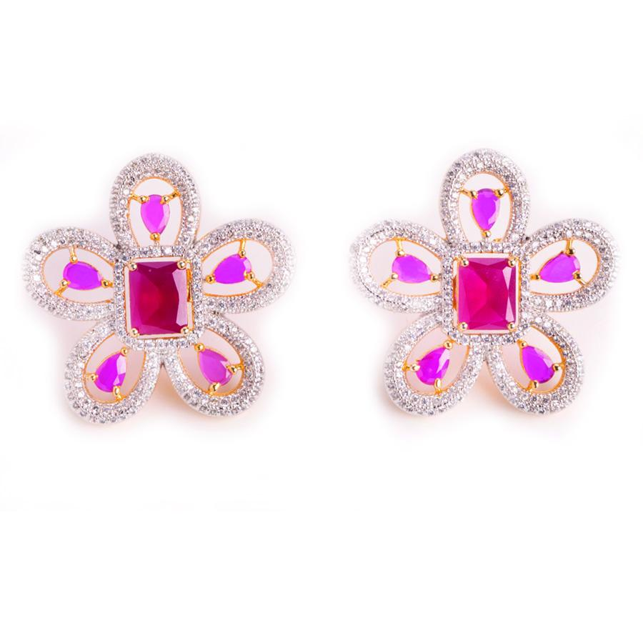 Timara Timeless Jewelry LJE209-Earrings-DREEMS
