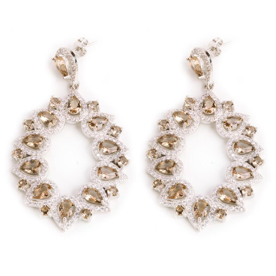 Timara Timeless Jewelry LJE235-Earrings-DREEMS