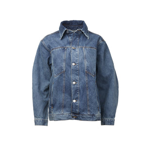 Walk of Shame Denim Jacket-Jackets-DREEMS