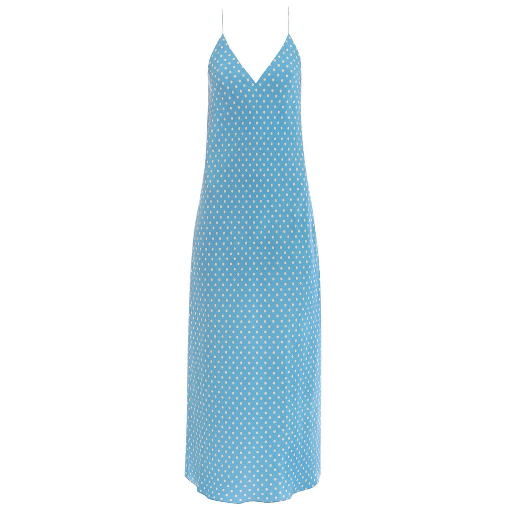 Walk of Shame Polka Dot Slipdress-Dresses-DREEMS