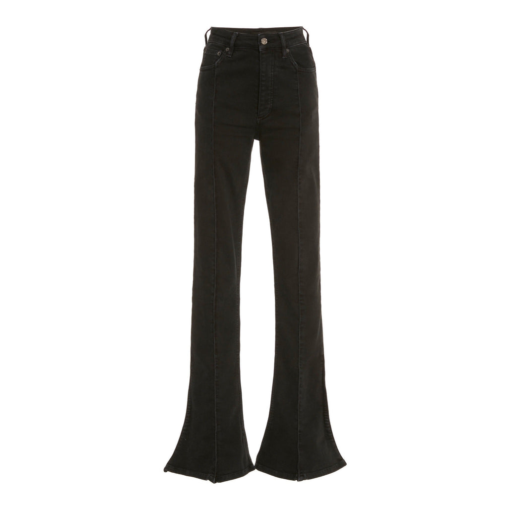 Y/Project High-Rise Trumpet Jeans-Bottoms-Y/Project-DREEMS
